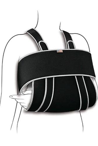 Distorsione della spalla, frattura composta dell'omero, post operatorio delle tenorrafie del capo lungo del bicipite